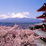 Photo of Mt Fuji