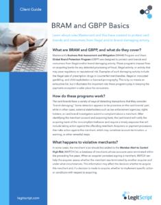 BRAM GBPP Basics