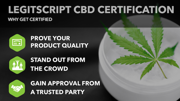 CBD Certification Webinar