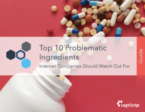 Top Problematic Ingredients cover