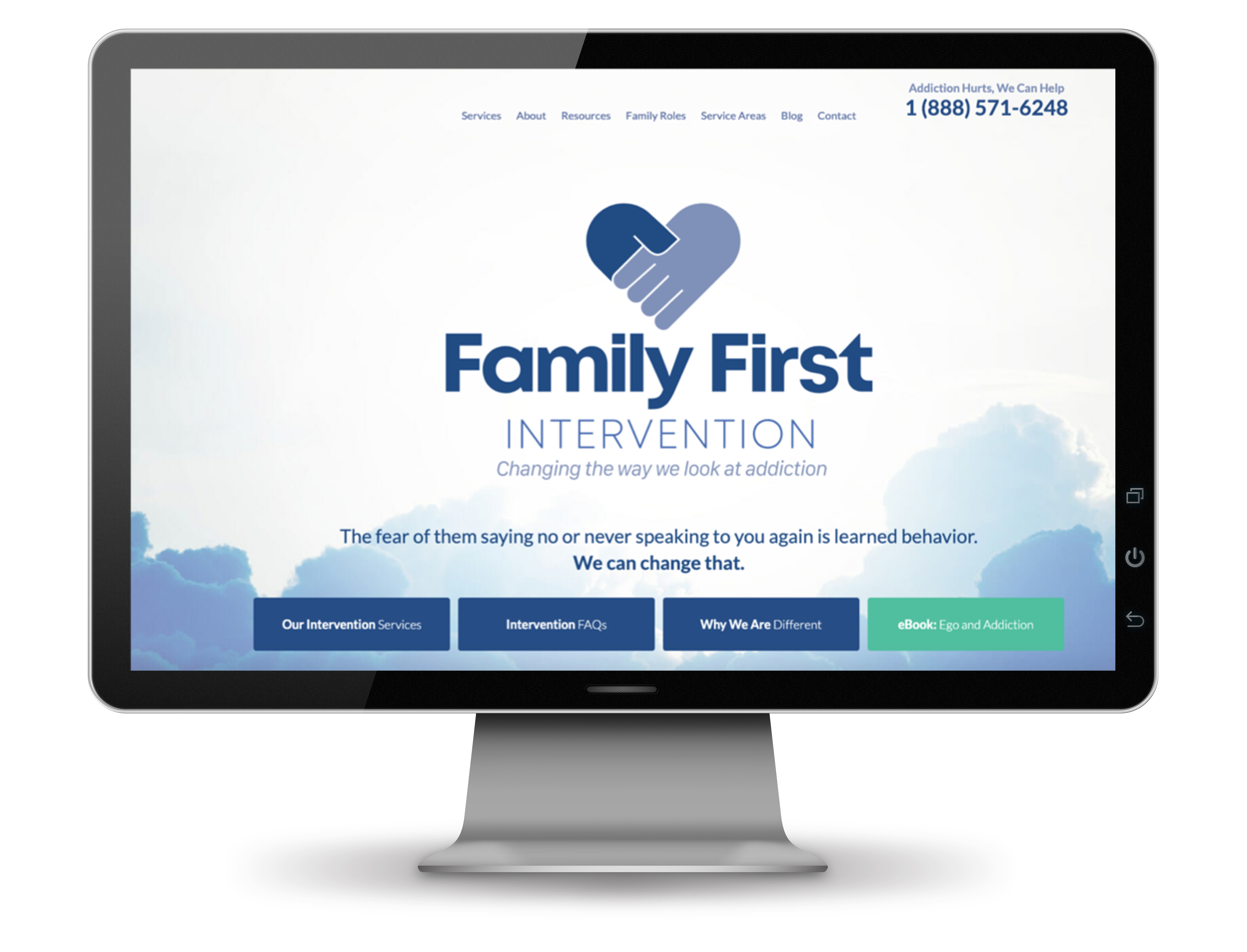 Family First Website