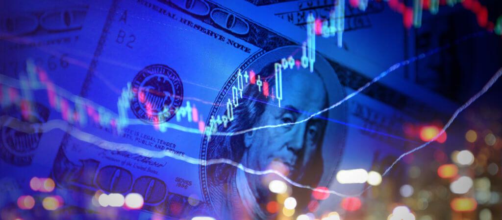 Finance Chart Illustration